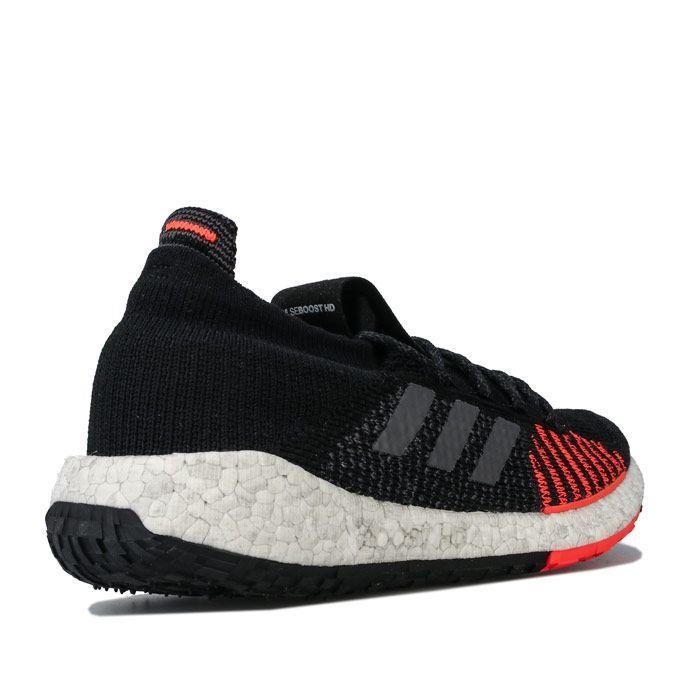 Men's adidas Originals Pulseboost HD Trainers in Black
