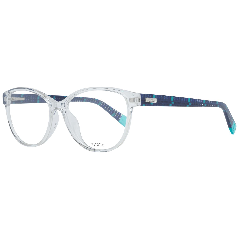 Furla Transparente optische Brillenfassungen für Frauen
