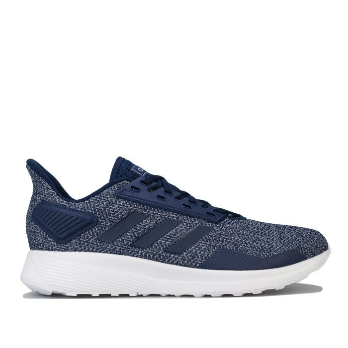Men's adidas Duramo 9 Running Shoes in Dark Blue