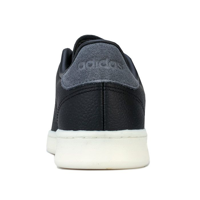 Men's adidas Advantage Trainers in Black