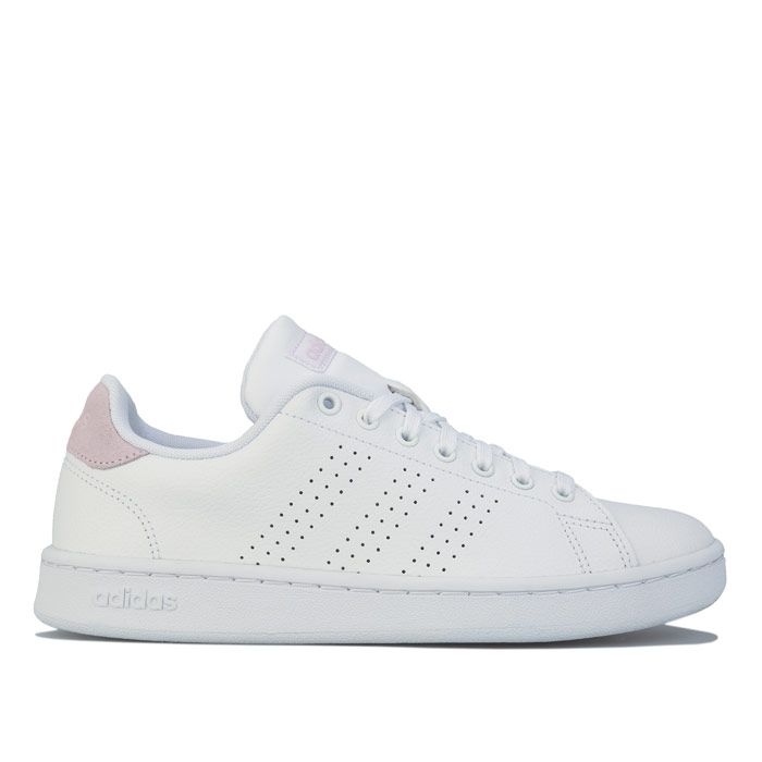 Women's adidas Advantage Trainers in White