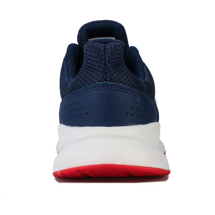 Boy's adidas Junior Runfalcon Trainers in Navy