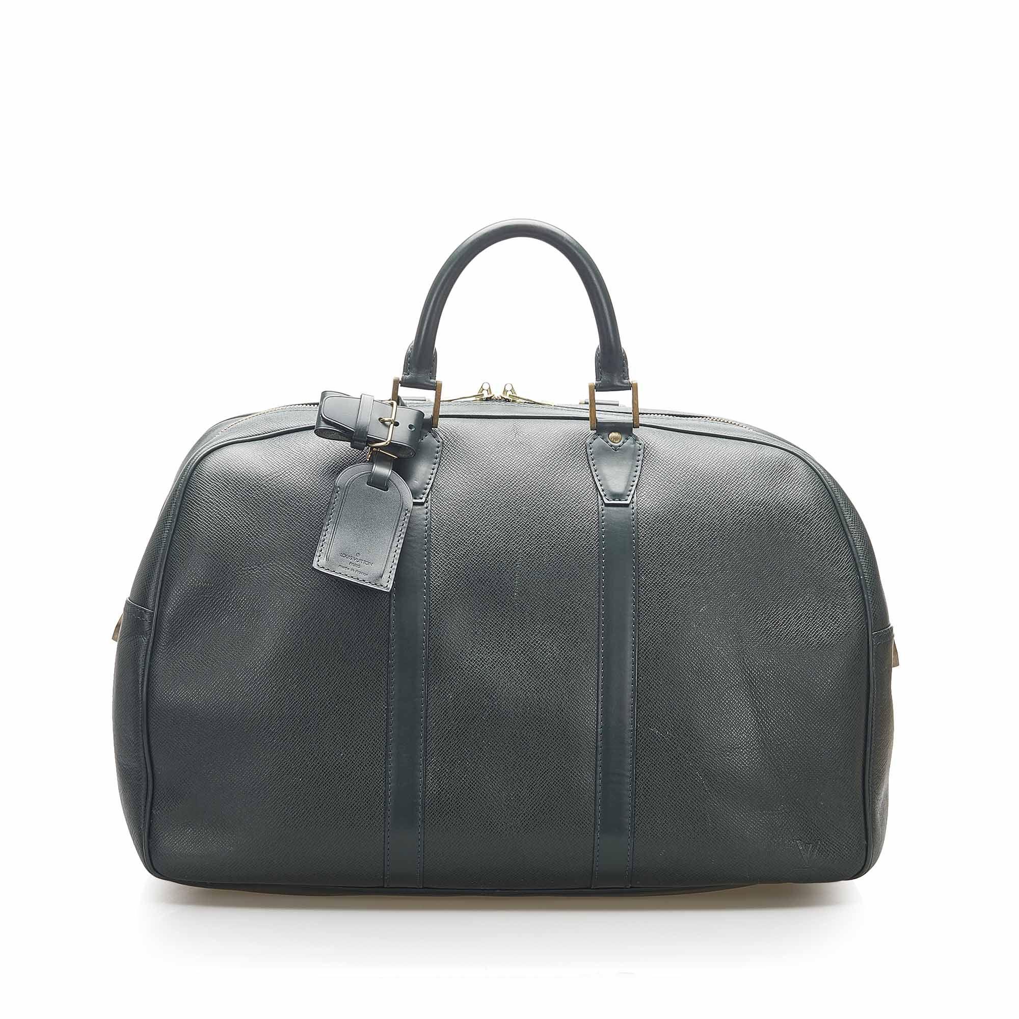 Vintage Louis Vuitton Taiga Kendall PM Green