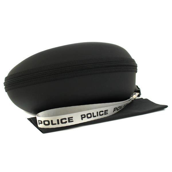 Police Sunglasses SPL570C 0627 Matte Gunmetal Grey Gradient