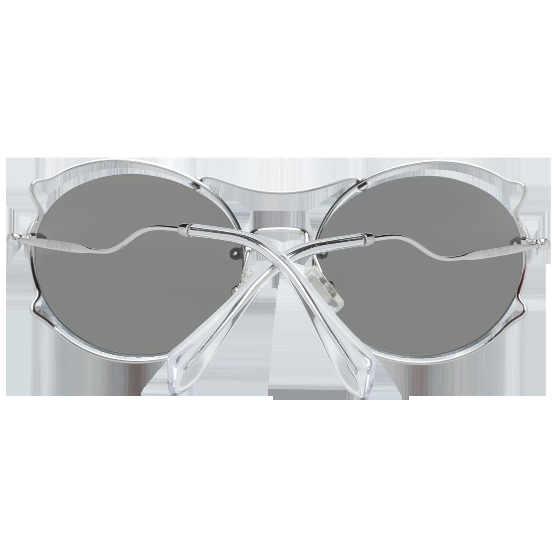 Miu Miu Sunglasses MU50SS 1BC2B0 57 Women Silver