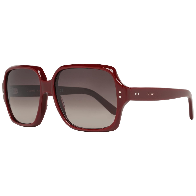 Celine Sunglasses CL40074I 69F 59 Women Burgundy