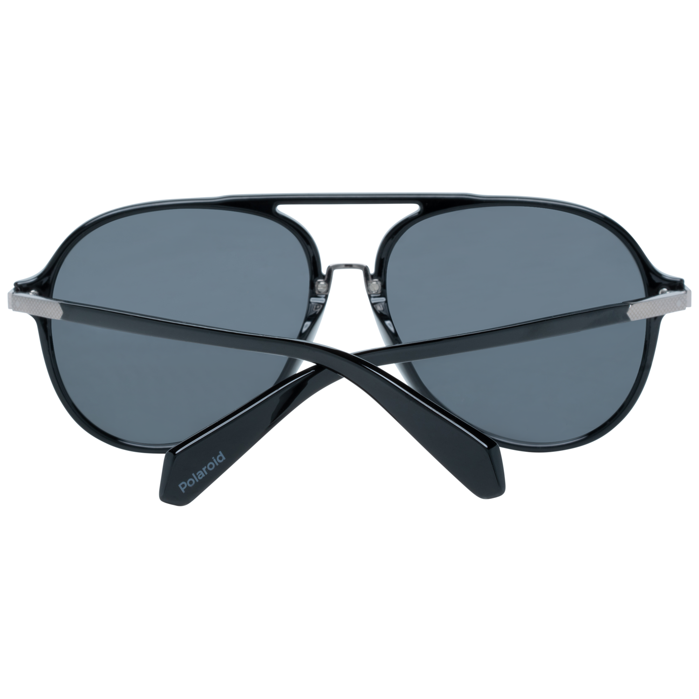 Polaroid Sunglasses PLD 2077/F/S 807 EX 58 Men Black