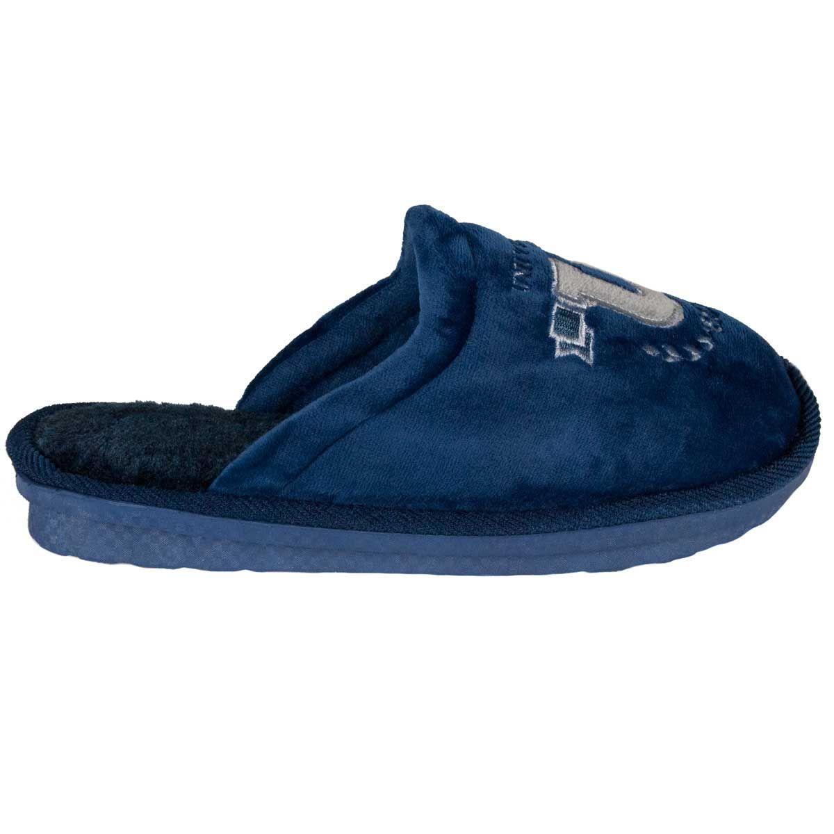 Montevita Comfortable Slipper in Blue