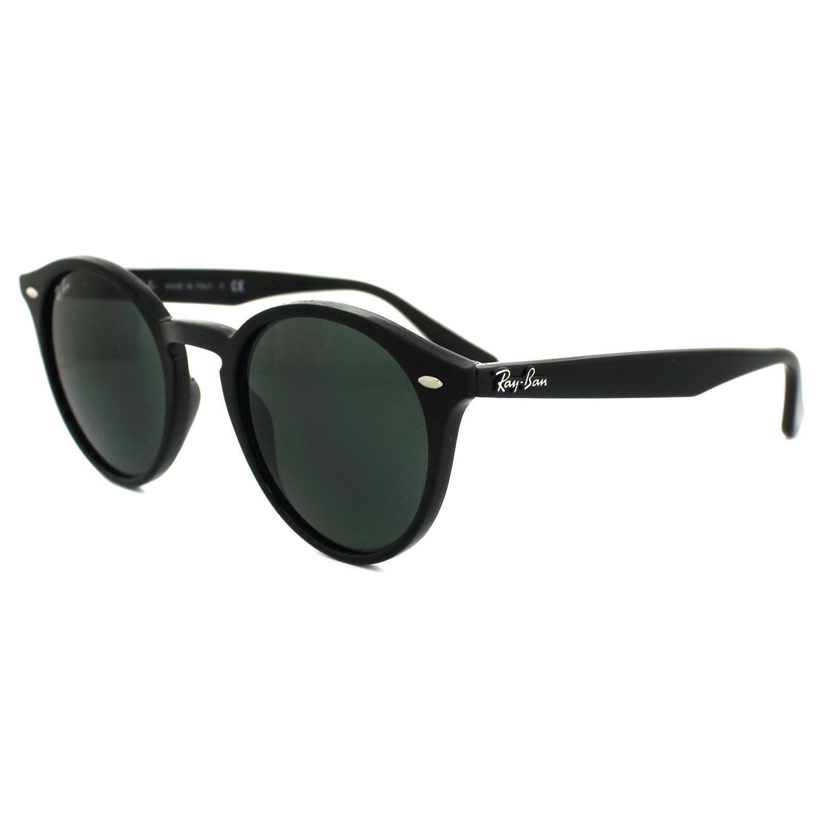 Ray-Ban Sunglasses 2180 601/71 Black Green