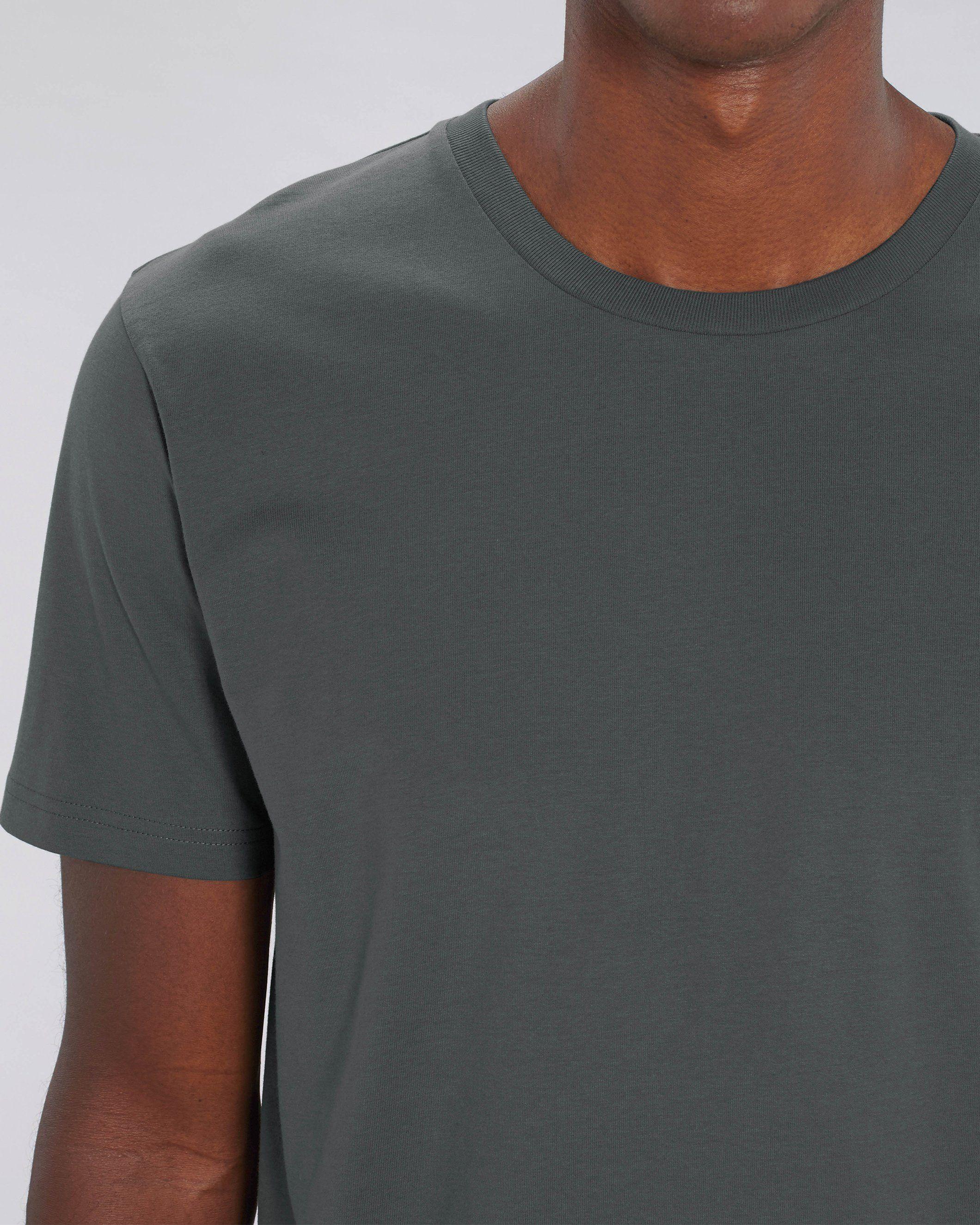 Nauli Unisex Regular Fit T-Shirt in Charcoal