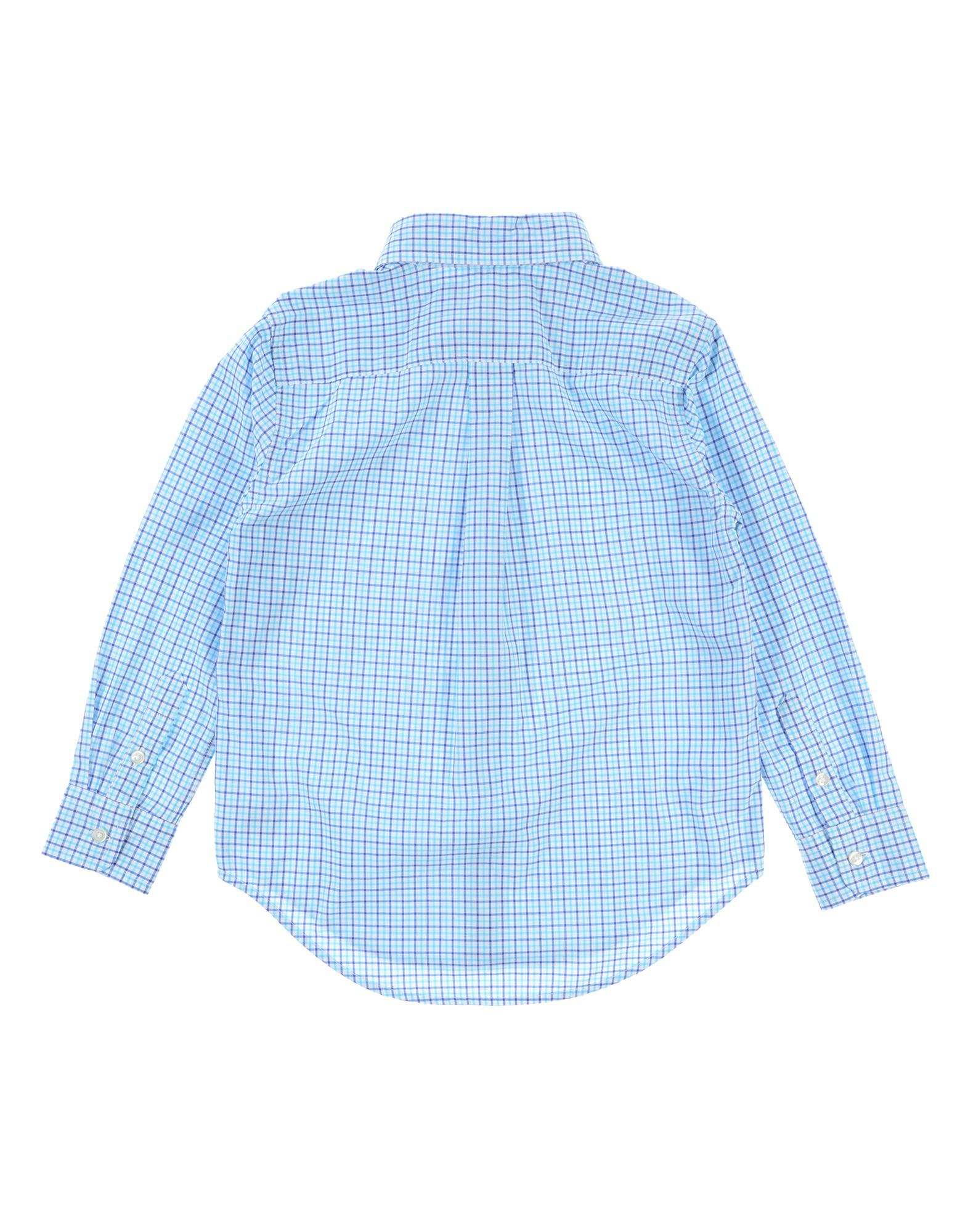 Ralph Lauren Boy Shirts Cotton