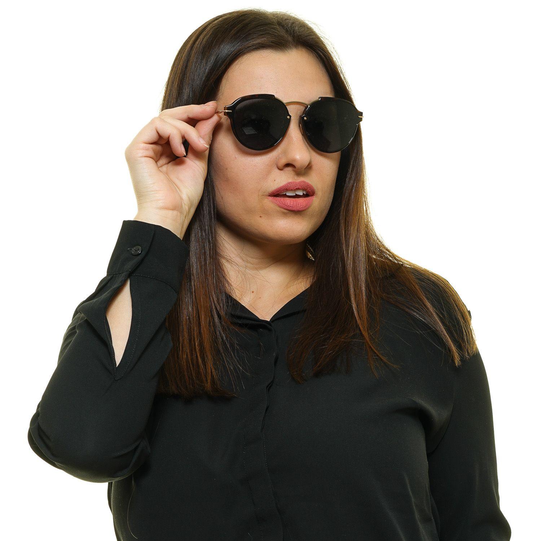 Christian Dior Sunglasses DIORECLAT UGM 60 Women Brown