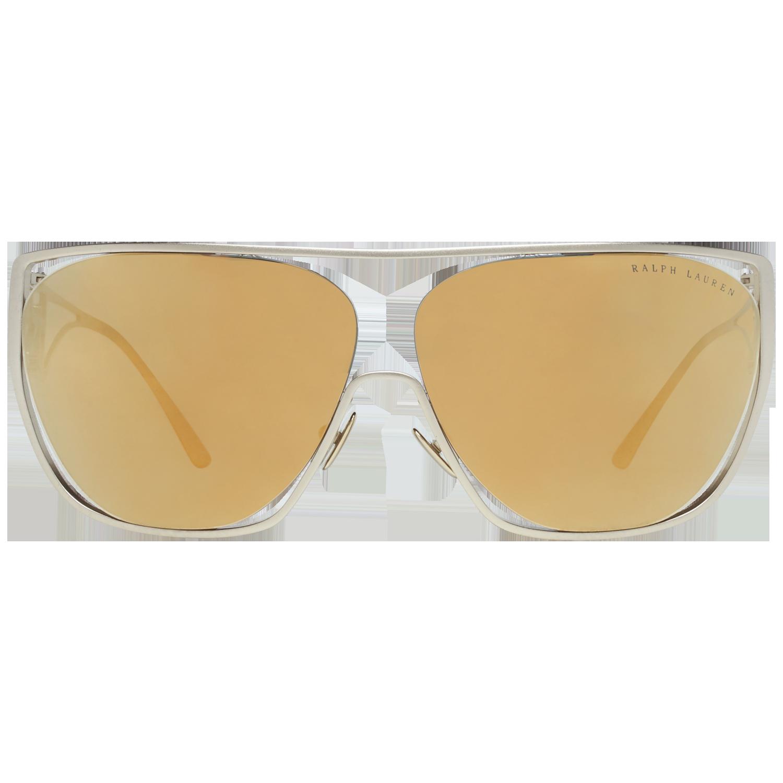 Ralph Lauren Sunglasses RL7063 91167P 64 Women Gold