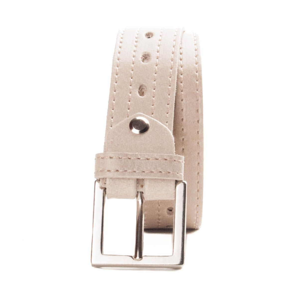 Montevita Casual Quality Belt in Beige