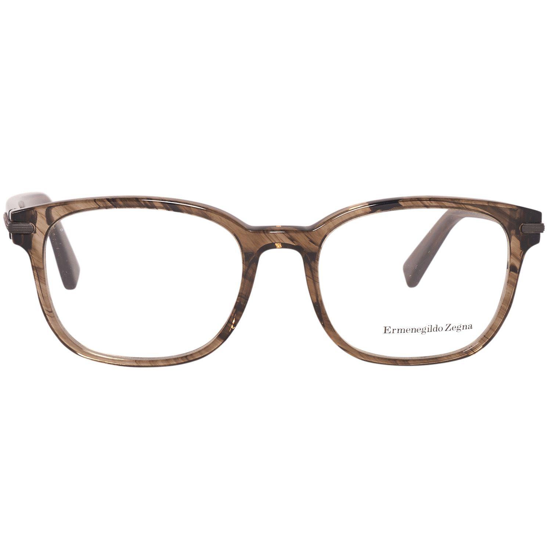 Ermenegildo Zegna Optical Frame EZ5032 020 51 Men Brown