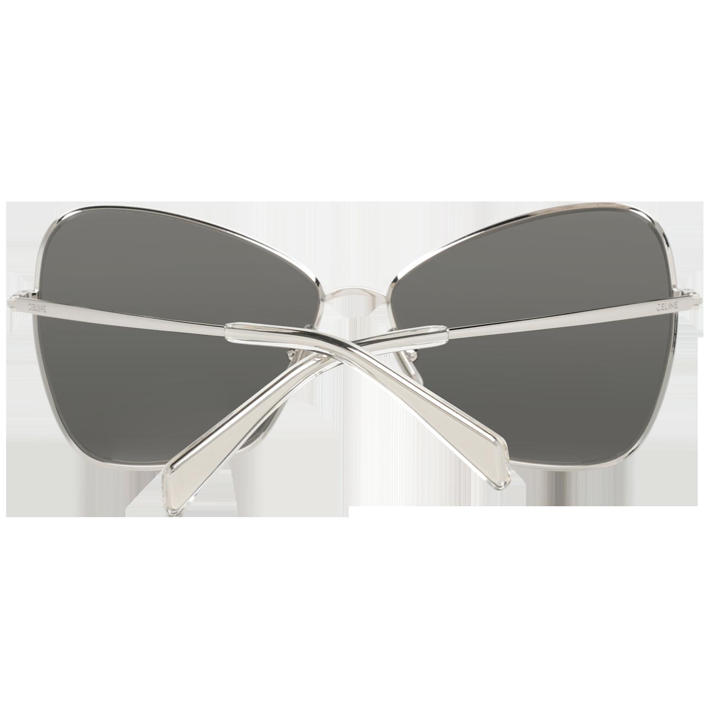 Celine Sunglasses CL40080U 16C 64 Women Silver
