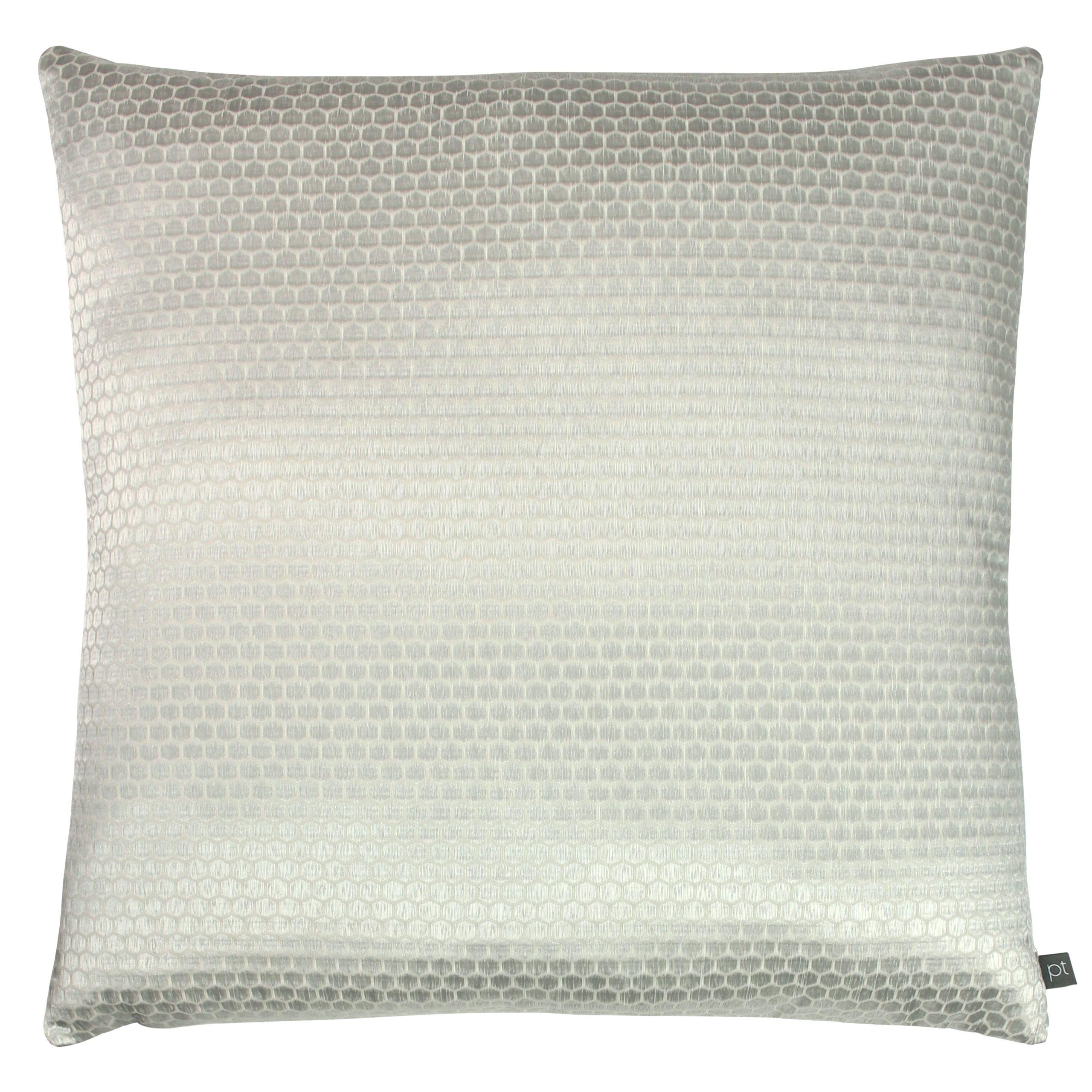 Prestigious Textiles Emboss Polyester Filled Cushion, Polyester, Cotton, Feather