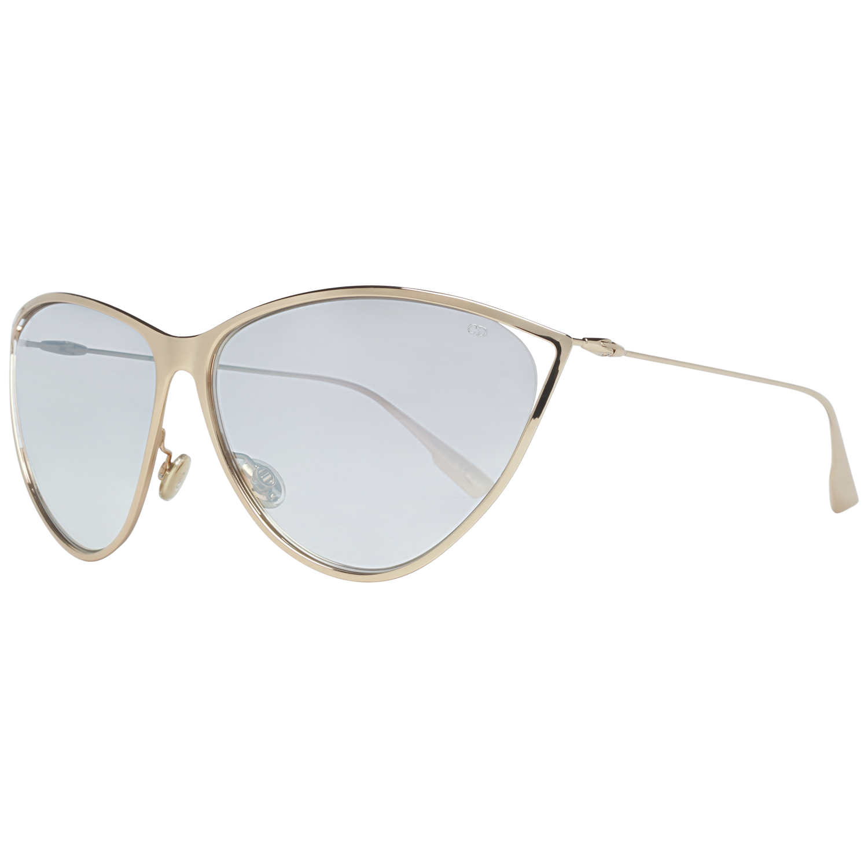 Christian Dior Sunglasses DIORNEWMOTARD 000 62 Women Gold