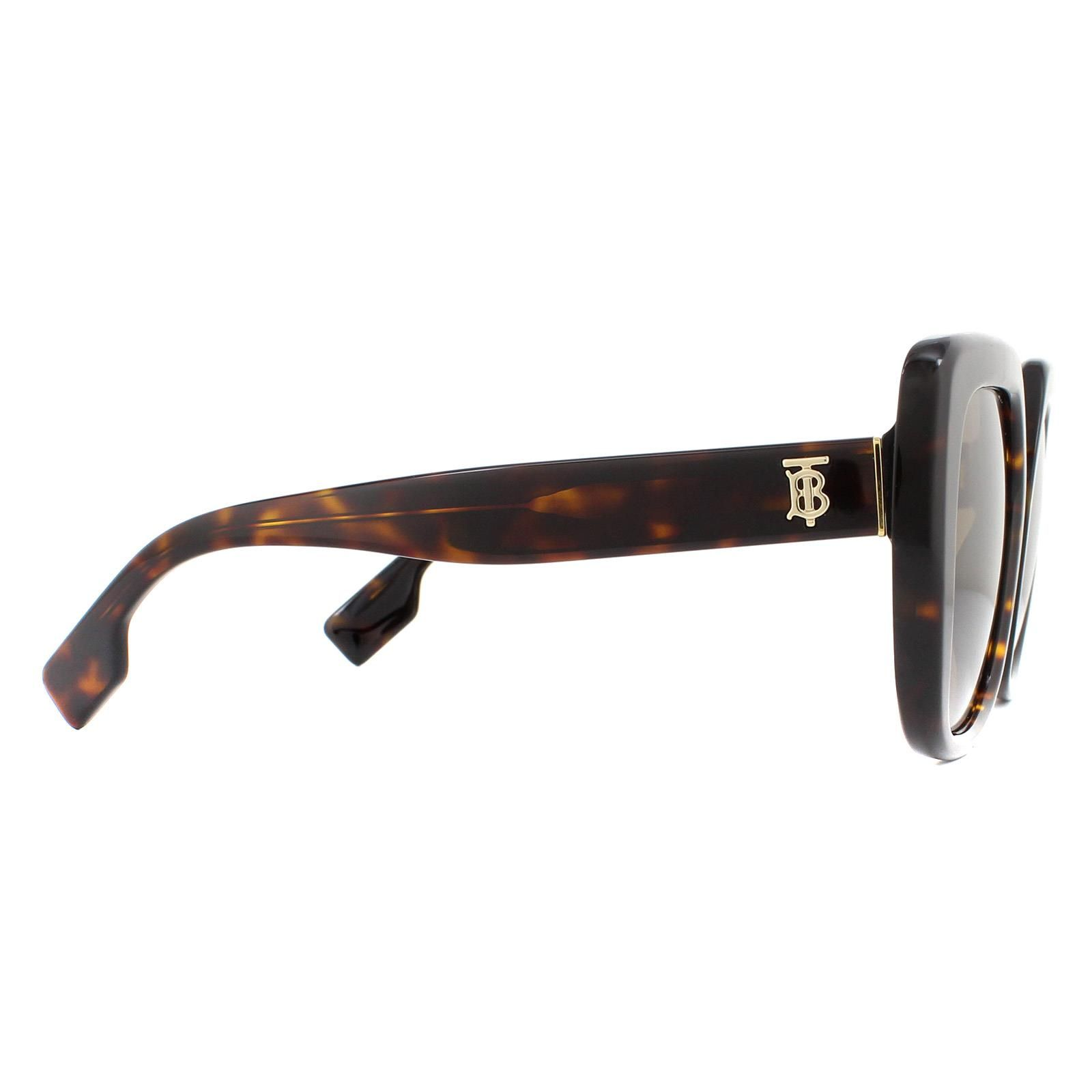 Burberry Sunglasses BE4315 300273 Dark Havana Brown