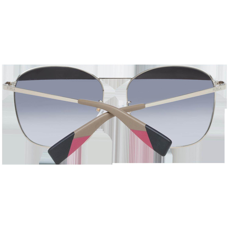 Furla Sunglasses SFU237 0492 59 Women Rose Gold