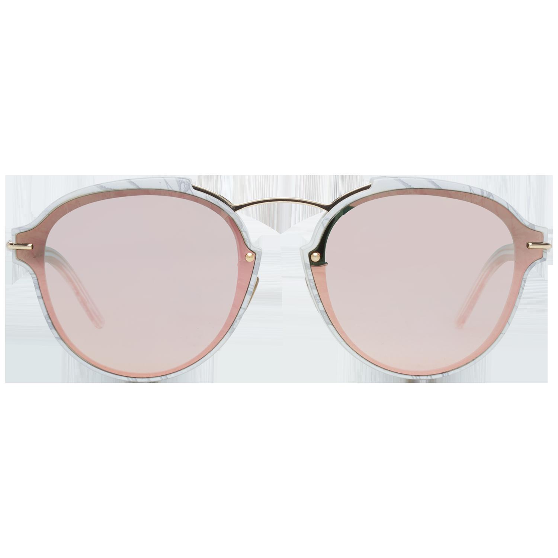 Christian Dior Sunglasses DIORECLAT GBZ 60 Women Gold