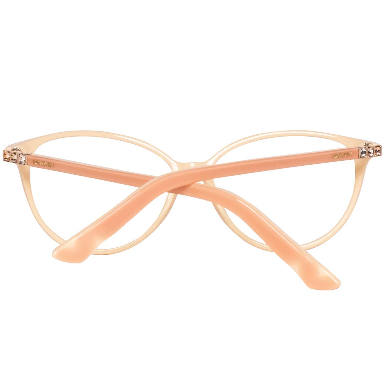Swarovski Orange Frauen Optische Fassungen