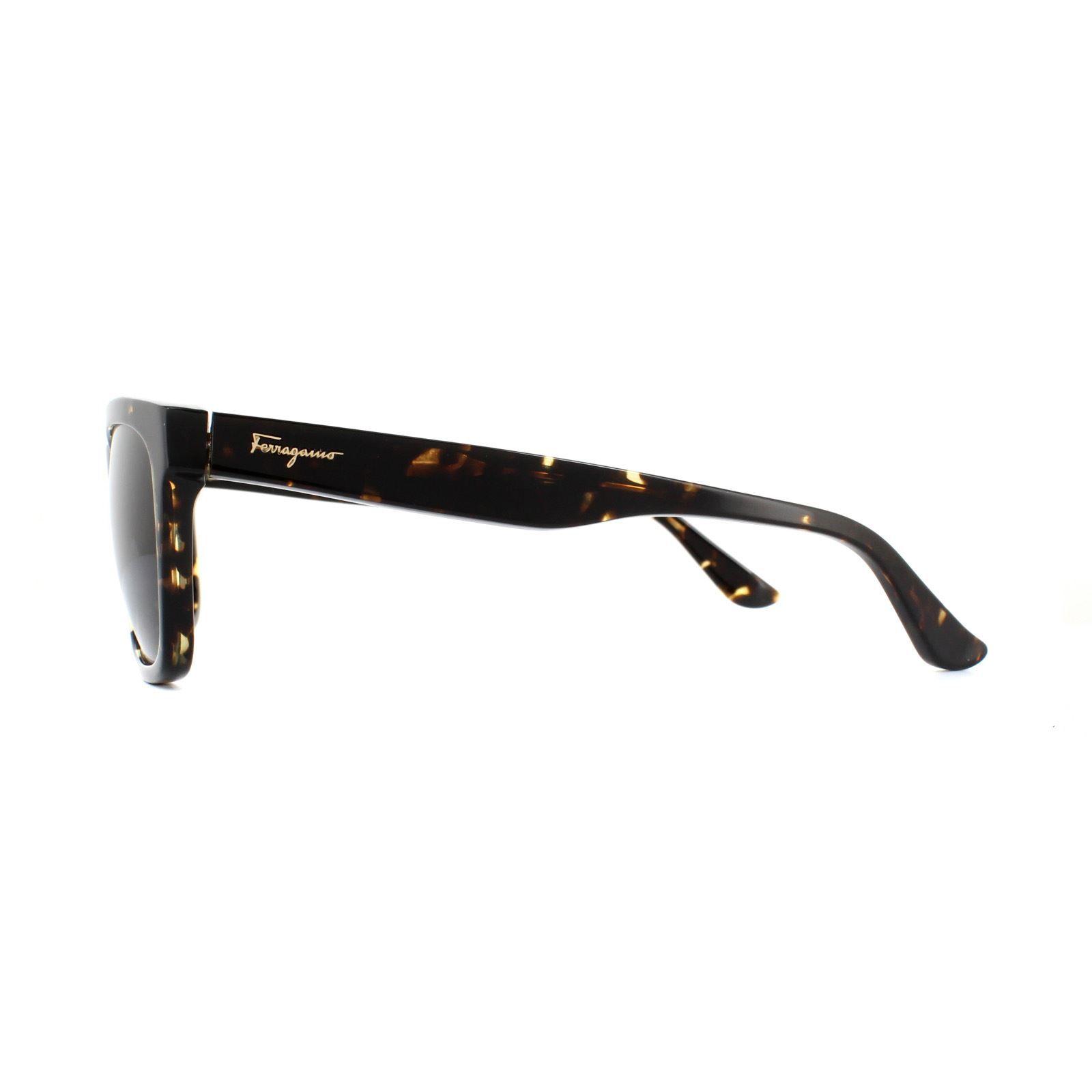 Salvatore Ferragamo Sunglasses SF775S 281 Vintage Tortoise Green