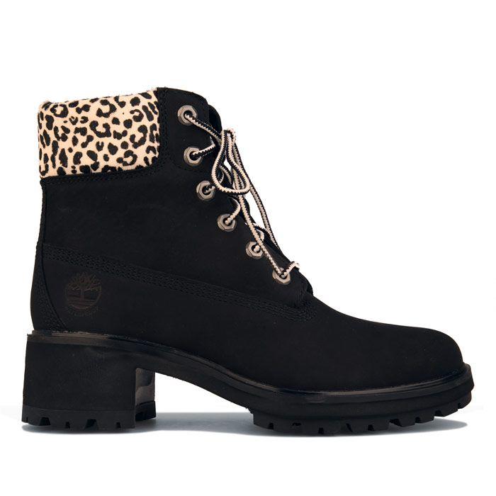 Women's Timberland Kinsley 6 Inch Waterproof Boots in Black