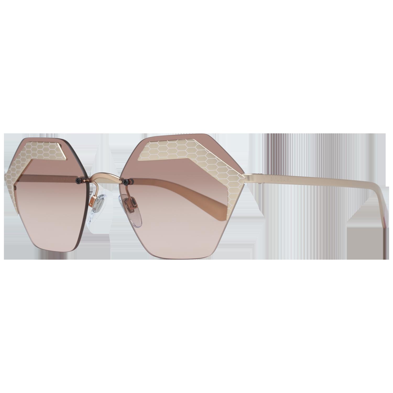 Bvlgari Sunglasses BV6103 201314 57 Women Rose Gold