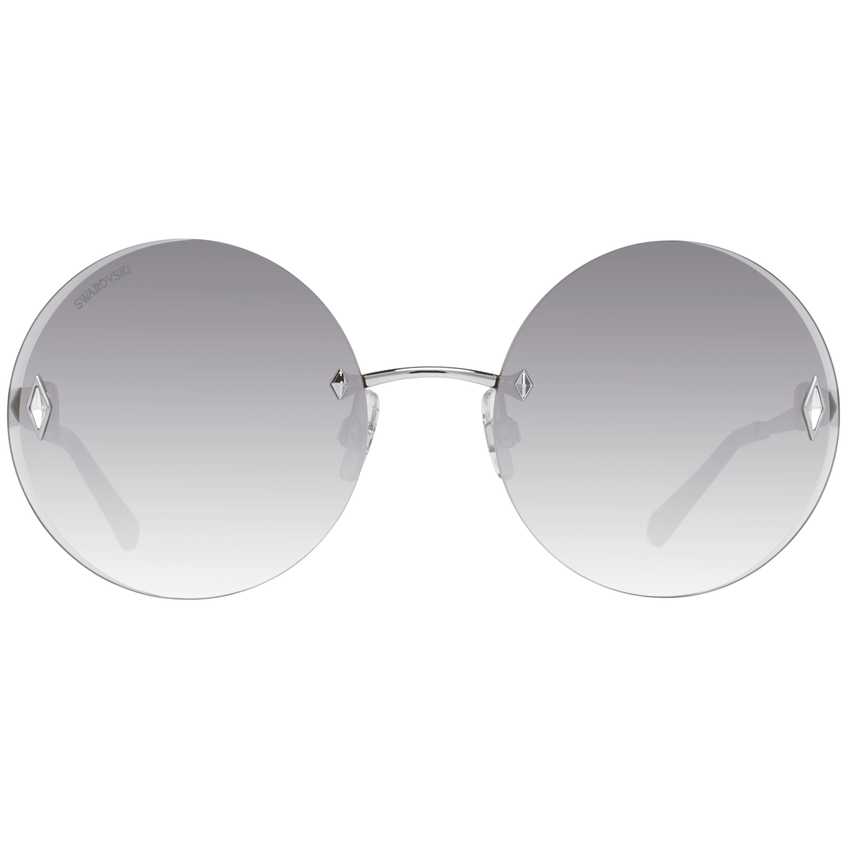 Swarovski Sunglasses SK0159 16B 58 Women Silver