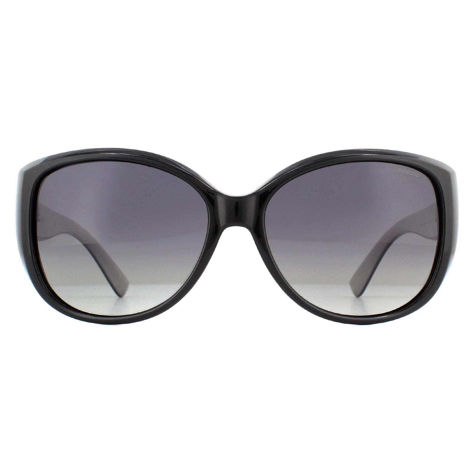 Polaroid Sunglasses PLD 4031/S LWW IX Black Grey Gradient Polarized
