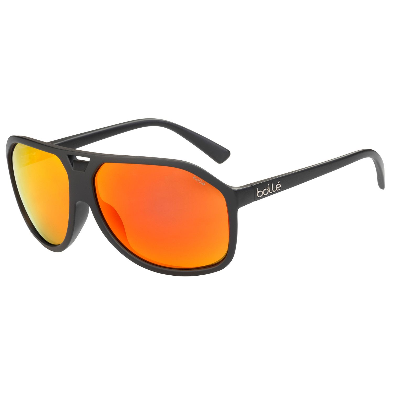 Bolle Sunglasses 12618 Baron Unisex Black