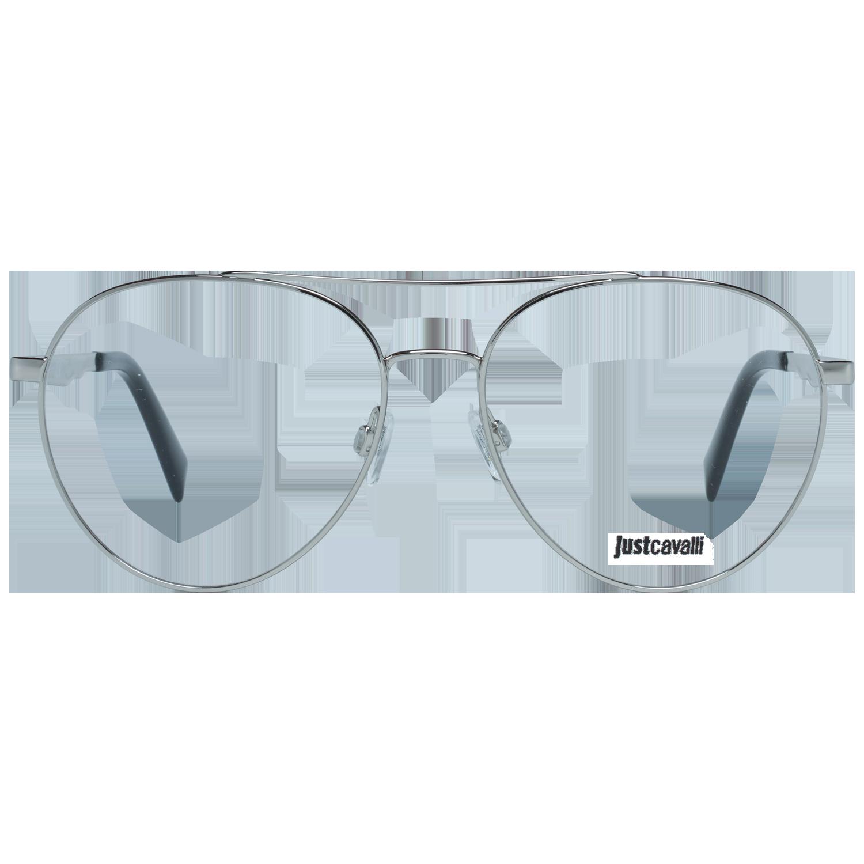 Just Cavalli Optical Frame JC0855 016 54 Women Silver