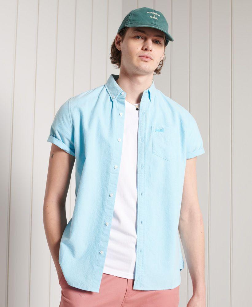 Superdry Organic Cotton Classic University Oxford Shirt