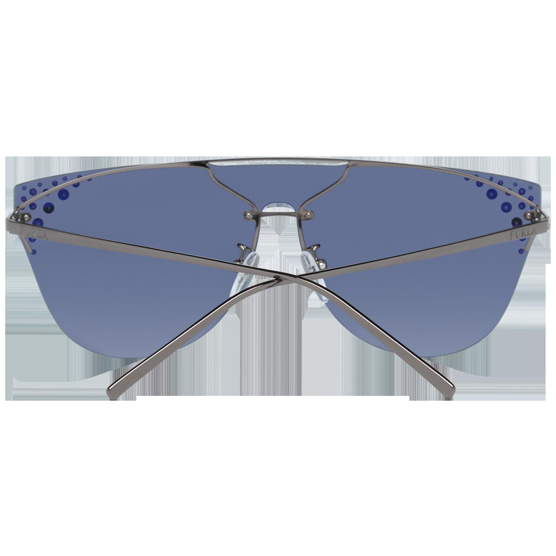 Furla Sunglasses SFU225 568X 99 Women Silver