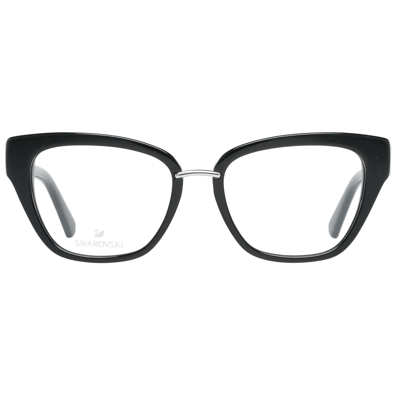 Swarovski Black Women Optical Frames