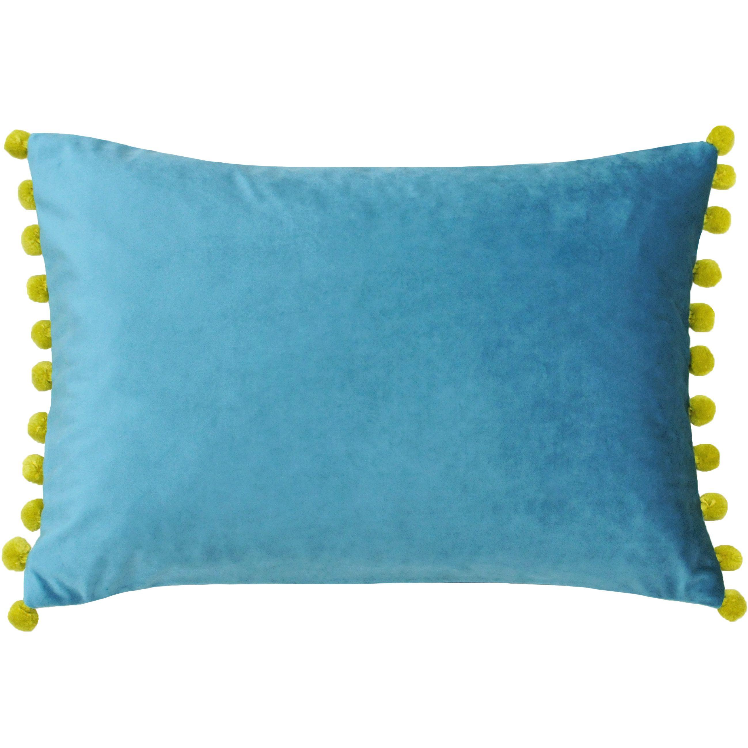 Fiesta Poly Cushion 35X50 Tea/Bam