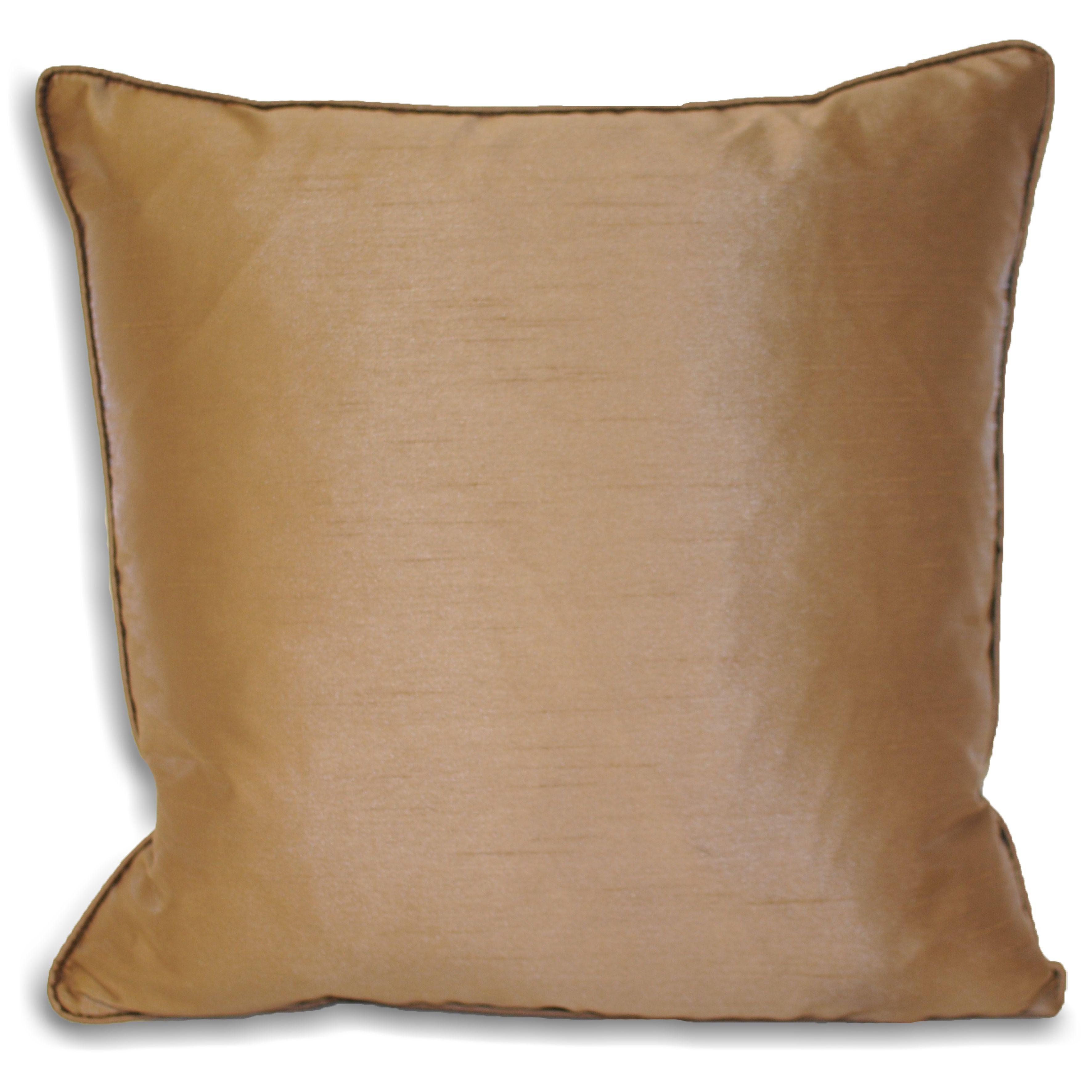 Fiji Poly Cushion 43X43 Latte