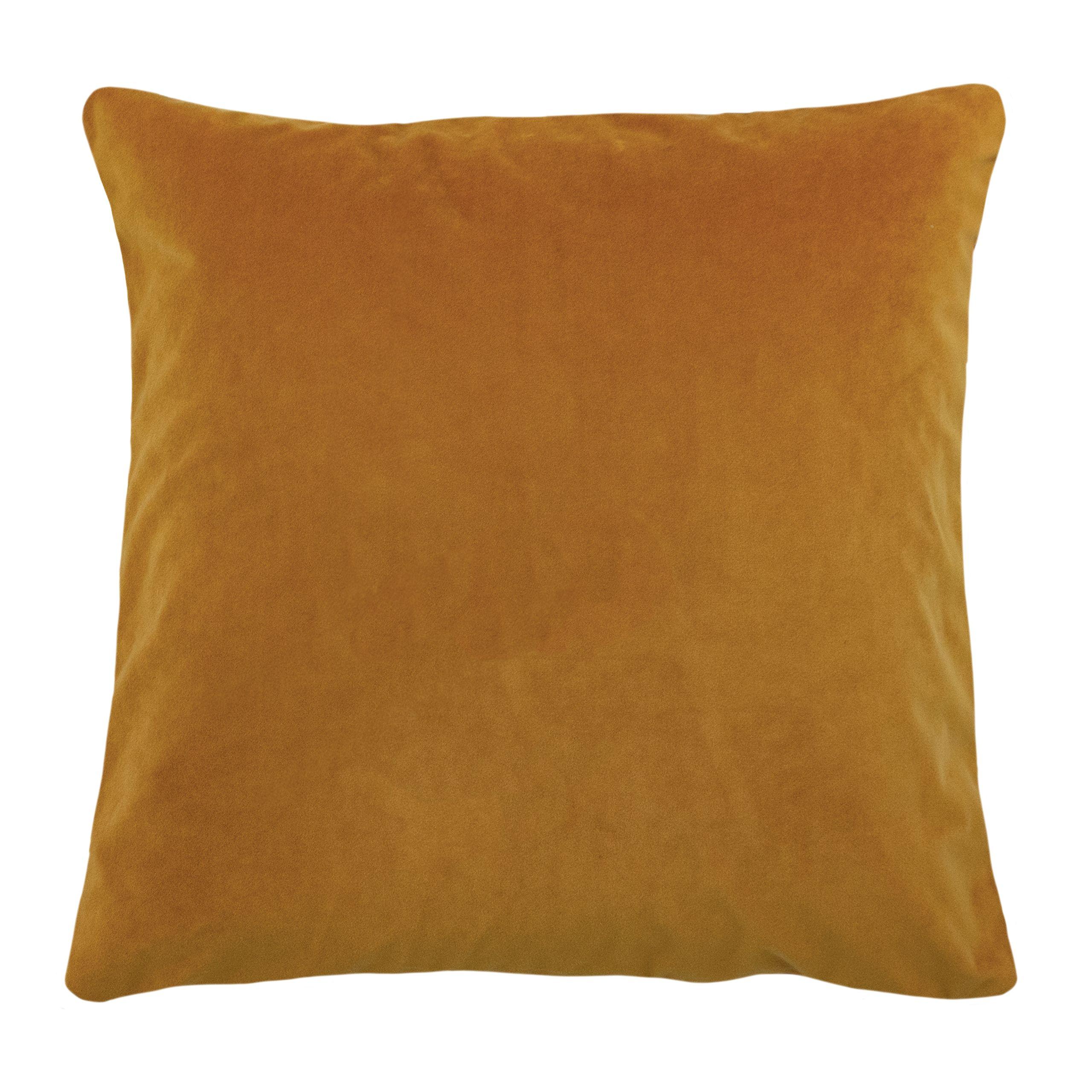 Flicker 45X45 Poly Cushion Gold