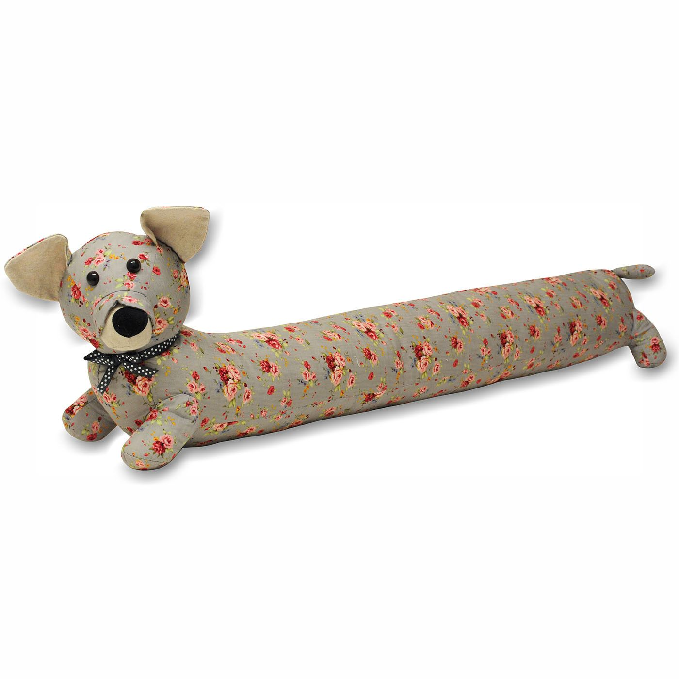 Floral Dog Draught Excluder