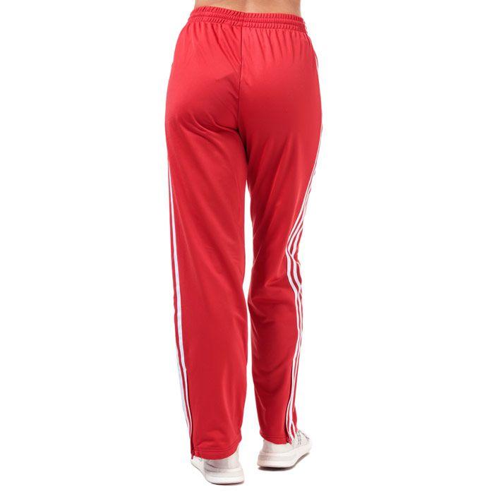 Women's adidas Originals Firebird Track Pants in red white