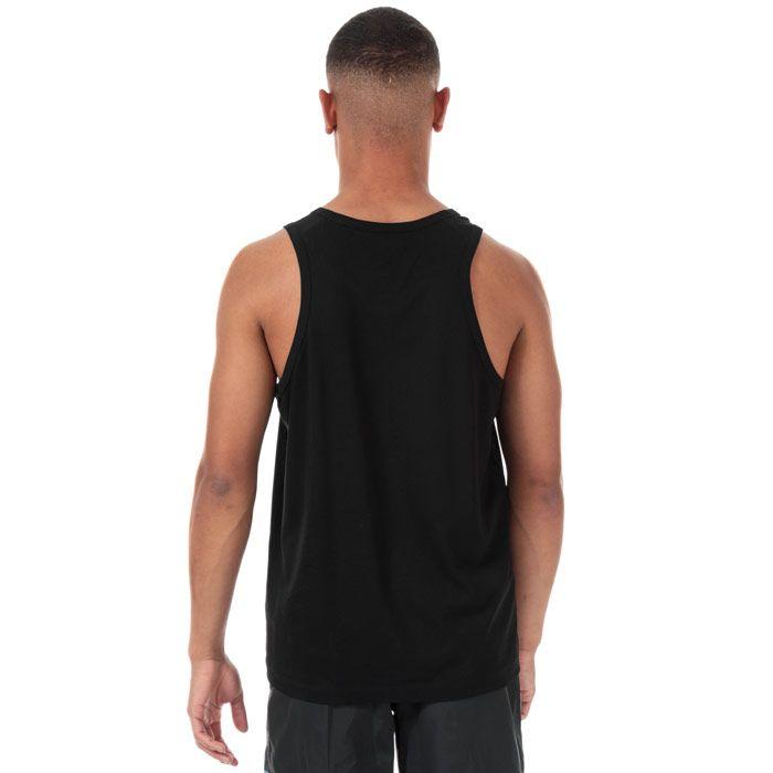Men's Y-3 Classic Logo Vest in Black