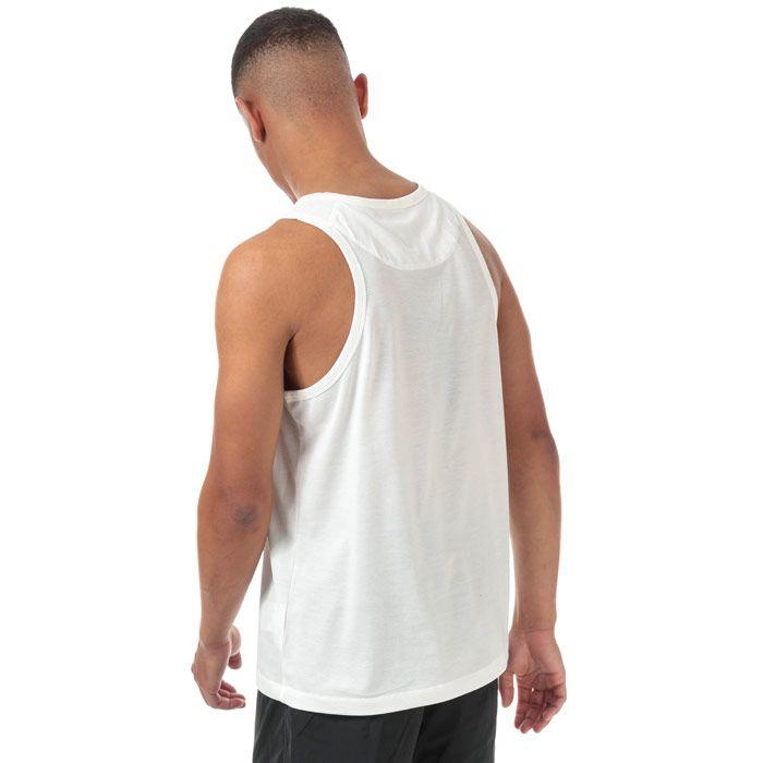 Men's Y-3 Classic Logo Vest in White