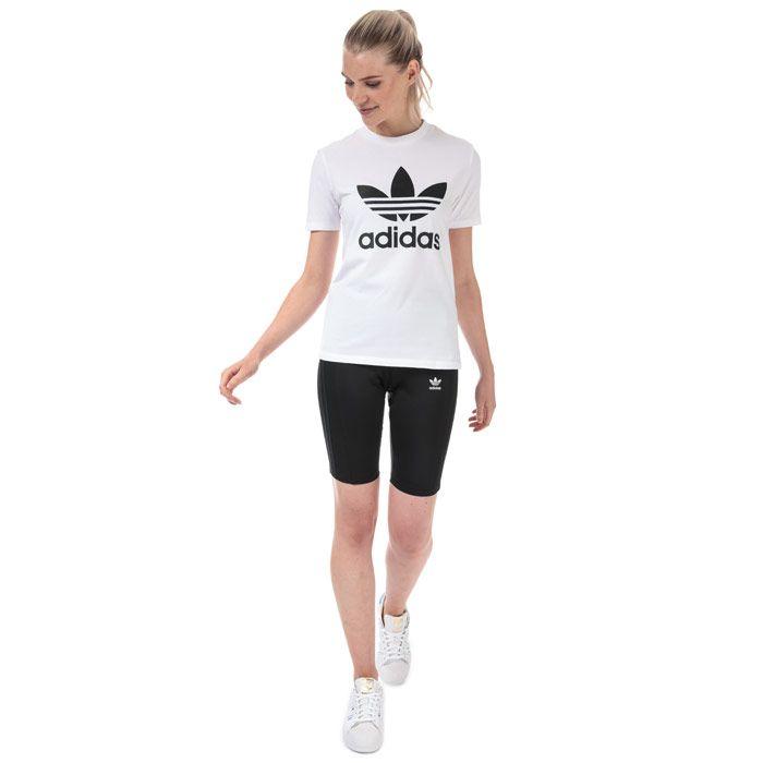 Women's adidas Originals Cycling Shorts in Black
