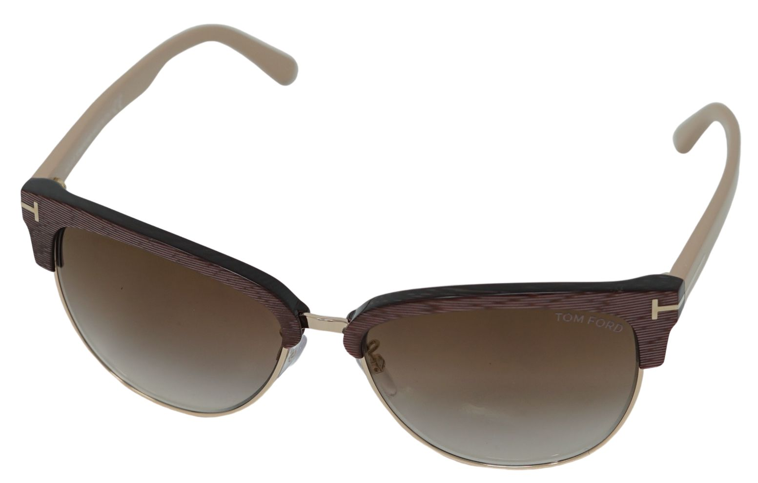Tom Ford Fany Womens Sunglasses FT0368 50G