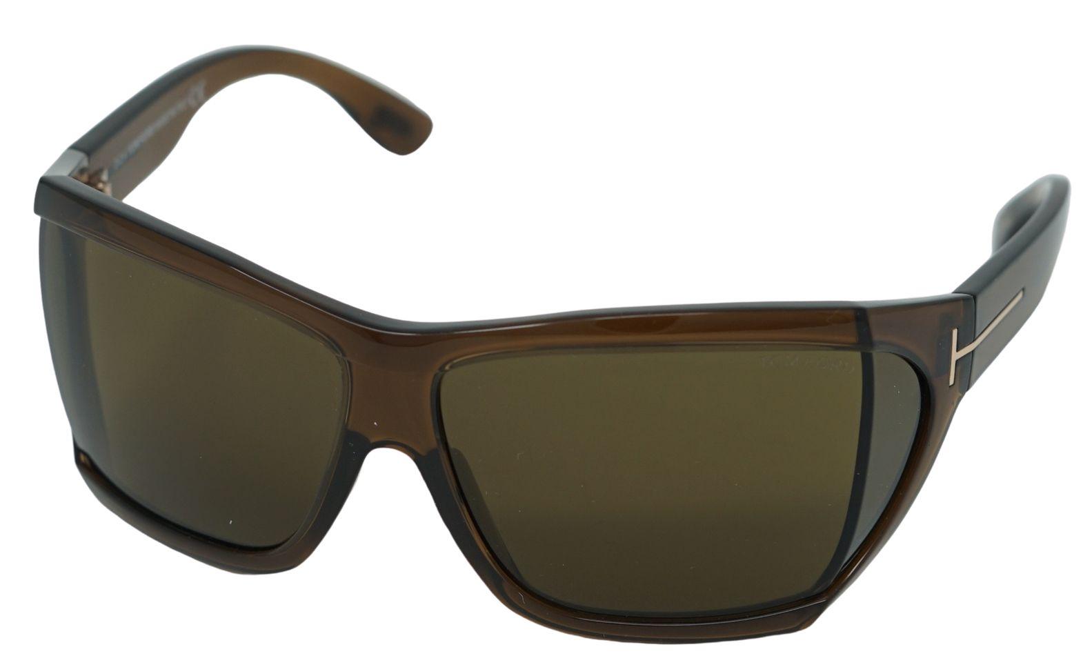 Tom Ford Sedgewick Sunglasses FT0402 48E