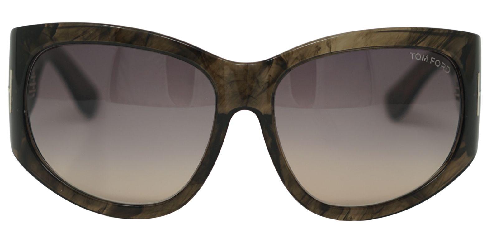 Tom Ford Felicity Sunglasses FT0404 50B
