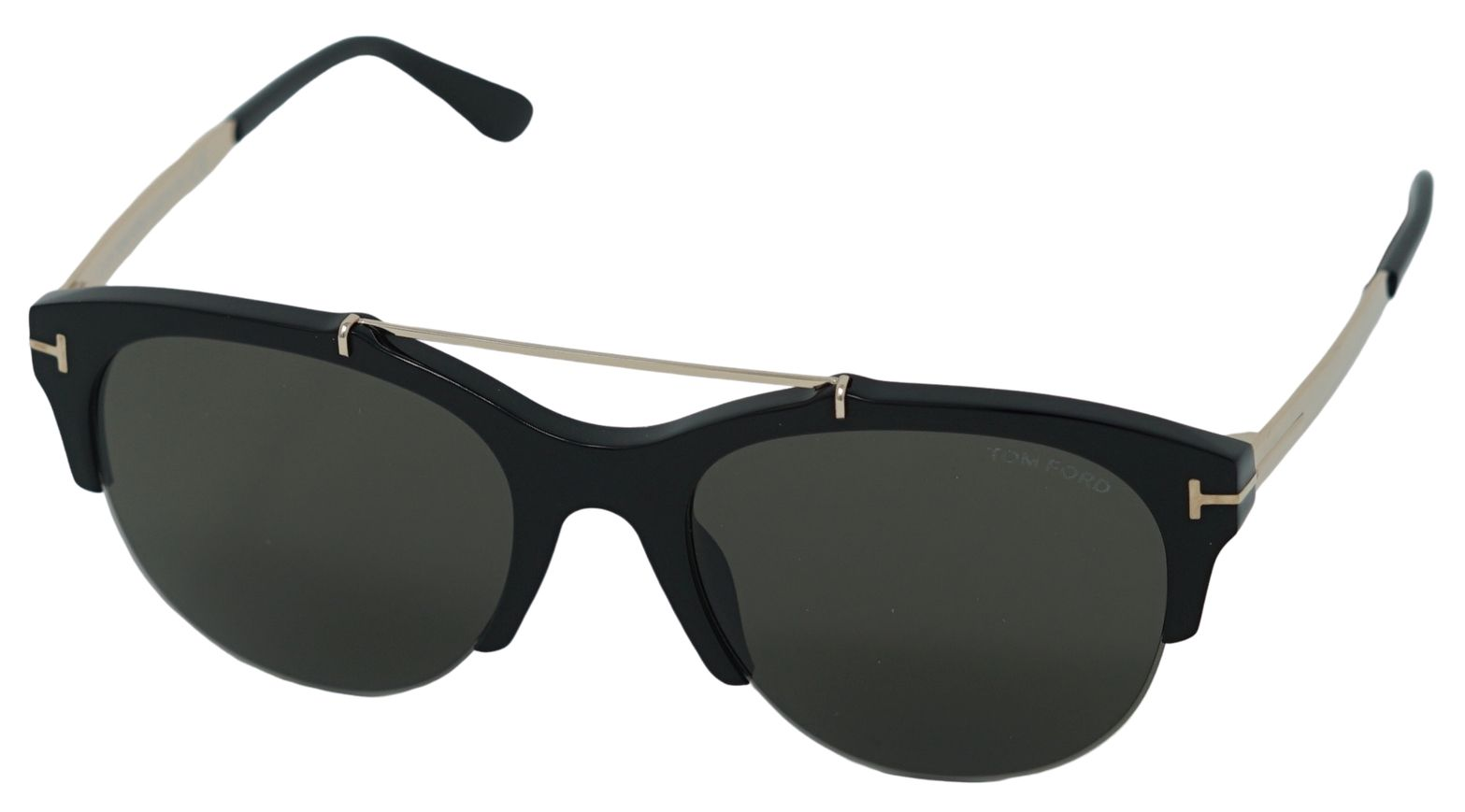 Tom Ford Adrenne Sunglasses FT0517 01A