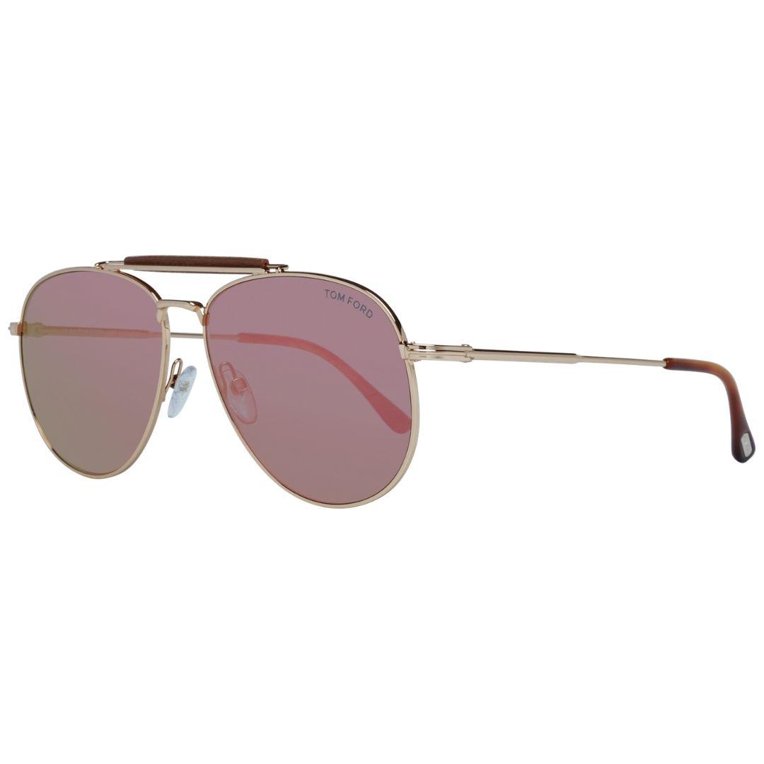Tom Ford FT0536 28Z Sean Sunglasses