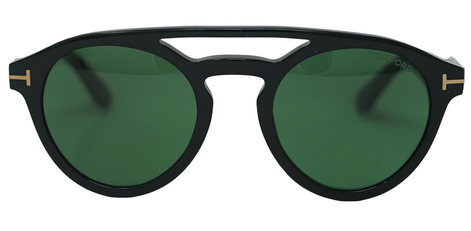 Tom Ford Clint Sunglasses FT0537 01N